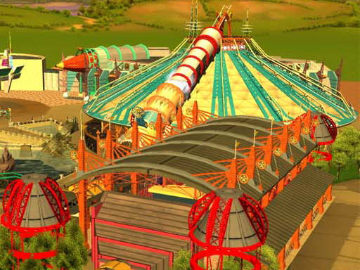 PACK RCT3 TÉLÉCHARGER SPACE MOUNTAIN