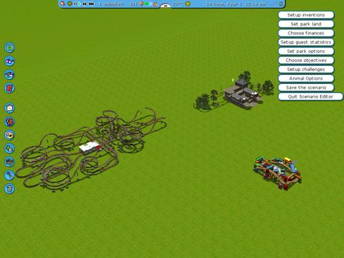 Custom Scenery Depot - Theme Park Games - Sora_92's Rides Pack 2