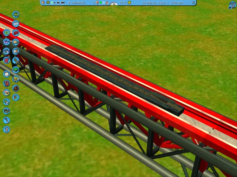 Custom Scenery Depot - Theme Park Games - ISP's Accelerator Catch